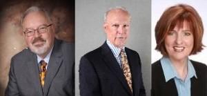 Eric Olson, Bob Elliot, Debi Kroman
